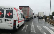 El sector del transport estudia demanar responsabilitats pels danys de l'aturada
