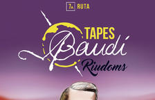 La 7ª Ruta de Tapas Gaudí llega a Riudoms
