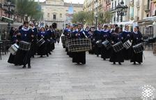 Sis bandes de la ciutat participen a la Mostra de Sons