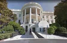 Una persona se suicida davant la Casa Blanca i activa el protocol de seguretat