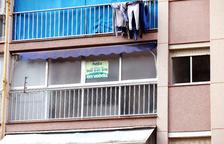 El empleo|ocupación de pisos se dispara en los últimos dos años en Sant Salvador