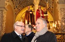 Martí i Castell: «L'Ecce-Homo es, sintéticamente, muy simbólico»