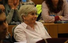 El Regne Unit tramita l'euroordre contra Ponsatí però el seu advocat diu que «ara sembla que l'acusa de desobediència»