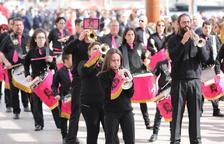 Una docena de bandas participan en el IV Encuentro de Bandas de Semana Santa