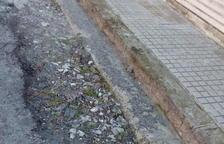 La Llosa denuncia davant del Síndic de Greuges el mal estat del barri
