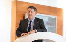 Josep Anton Ferré: «Nos gustaría que el territorio fuera más dinámico con los planes|planos de futuro»