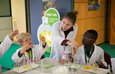 BASF apropa els nens al món de la química