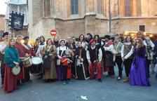 Los Sonidos de la Cossetània actuarán este fin de semana en la ciudad de Londres