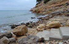Les platges de la Costa Daurada arriben a Setmana Santa sense reposar arena