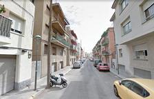 El incidente se ha producido en la calle Priorat de Torreforta.
