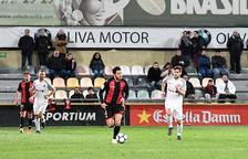 Guzzo es presenta a les oposicions d'imprescindible al mig del camp del Reus