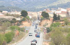 Els CDR ebrencs organitzen marxes lentes per les carreteres