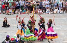 La Coordinadora de Danses només permetrà estar-se fins a cinc anys en un ball