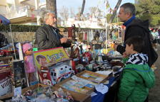 El Pleamar Vintage Market trae conciertos y puestos a Altafulla