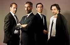 Una trama de detectives, con concierto previo, el sábado en el Teatre Àngel Guimerà