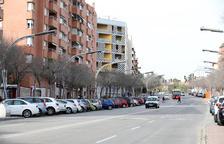 Imagen de la calle Marquès de Montoliu.