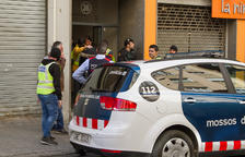 Operació policial conjunta de Mossos i Guàrdia Civil a Reus