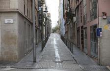 Se aplaza el pilón para regular al tráfico en el Pau Delclòs «por motivos presupuestarios»