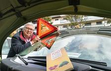 Moisés Peñalver aporta 100 formes d'evitar un accident en l'últim llibre