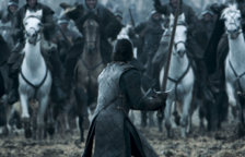 Game of Thrones se supera: 55 dies per rodar la 'gran' batalla