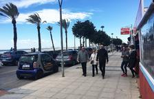 Calafell reconstruirà la vorera nord del passeig marítim a Segur