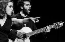 El dúo Ual·la! llevará su música y humor al Cafè del Centre de Llorenç del Penedès