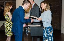 Un estudiante tortosino recibe una beca de «la Caixa» para cursar estudios de posgrado en el extranjero