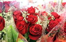Els catalans compraran 7 milions de roses per Sant Jordi