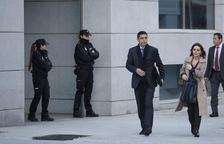 L'Audiència Nacional confirma que jutjarà a Trapero i a l'excúpula de Mossos