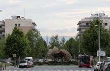 Els veïns del barri fa temps que demanen una solució per disminuir la contaminació acústica.