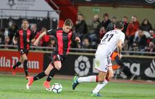 Fran no va jugar contra el Cádiz per precaució i és dubte per dissabte