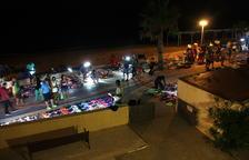 Denuncian que se utilicen a los Mossos como «estatuas» contra los manteros