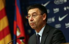 Josep Maria Bartomeu, detenido por el 'Barçagate'