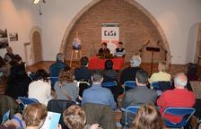 La Casa de les Lletres acull escriptors del Camp de Tarragona