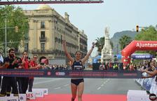 La vallenca Marta Galimany torna a guanyar la Cursa de Bombers