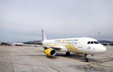 Vueling cancel·la 36 vols des de l'Aeroport del Prat amb motiu de la vaga general
