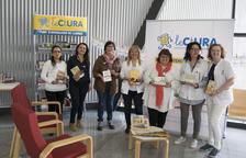 La lectura llega al Hospital Sant Joan con el intercambio de libros