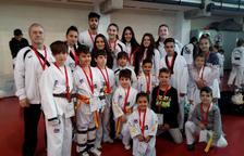 Protagonismo reusense al campeonato internacional de Taekwondo