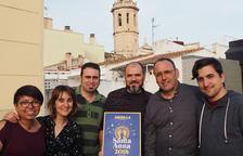 El Vendrell ya tiene imagen por su Festa Major de Santa Anna