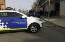 Detinguda en un operatiu policial per venda de droga a Amposta