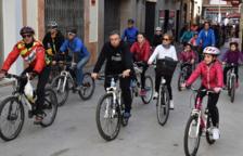 Constantí preparat per la Bicicletada Popular