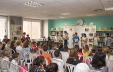 Les escoles Centcelles i Mn. Ramon Bergadà presenten un llibre de contes