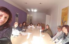 Imatge d'arxiu d'una reunió de l'associació Juristes per les llibertats.