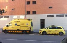 Dos personas intoxicadas en un incendio en La Albada