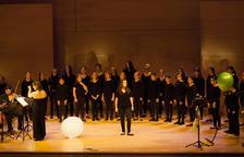 El Cor Sant Esteve recupera canciones olvidadas en un concierto en el Auditori Josep Carreras