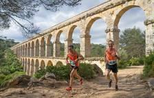 Jordi Garcia i Espe Bernat guanyadors de la 9a Cursa del Pont del Diable