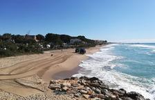 El Baix Penedès obre platges de forma esglaonada i crida a la responsabilitat individual