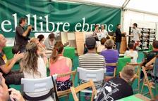 La fira del llibre ebrenc estrena ubicació i amplia la durada en la celebració de la seva 15a edició
