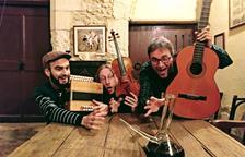 El conjunt de Torredembarra ofereix una proposta basada en el cant de cançons populars i de taverna en català, occità, euskera i castellà.
