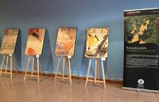 El Teatro Principal de Valls acoge la exposición itinerante 'Carteles Teatrales Modernistas'